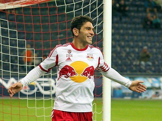 Soriano könnte in Lüttich für Salzburg auflaufen