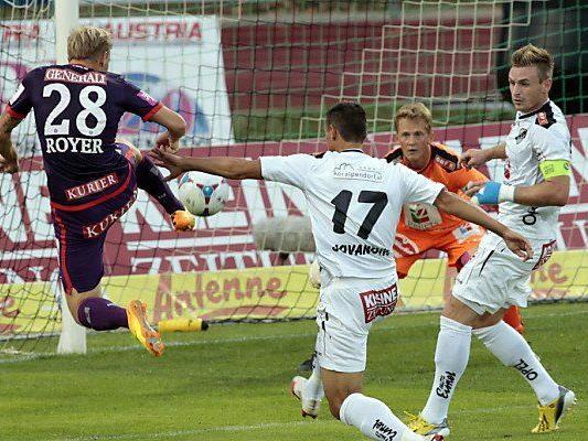 Austria gegen die Kühbauer-Tabelle