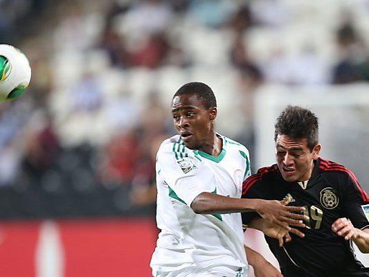 Das Finale gewann Nigeria gegen Mexiko mit 3:0