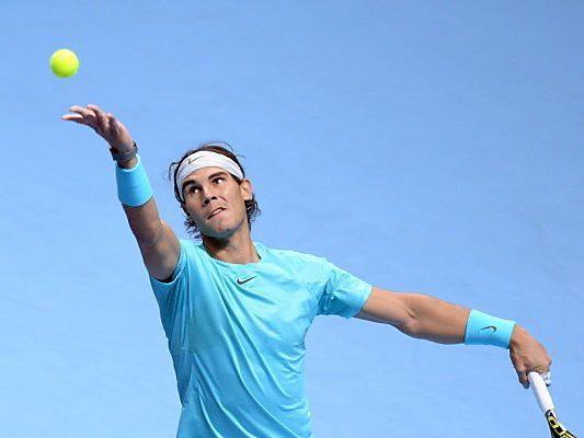 Noch ohne Masters-Gewinn: Rafael Nadal