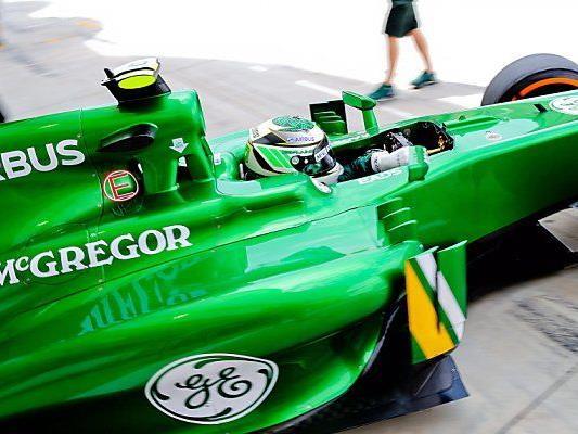 Caterham lässt Ersatzfahrer Kovalainen zu Lotus