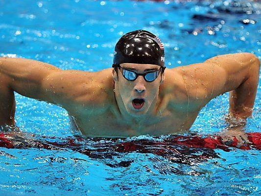 Comeback des Rekord-Schwimmers rückt näher