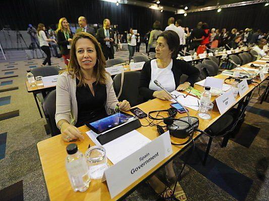 Welt-Anti-Doping-Konferenz in Johannesburg