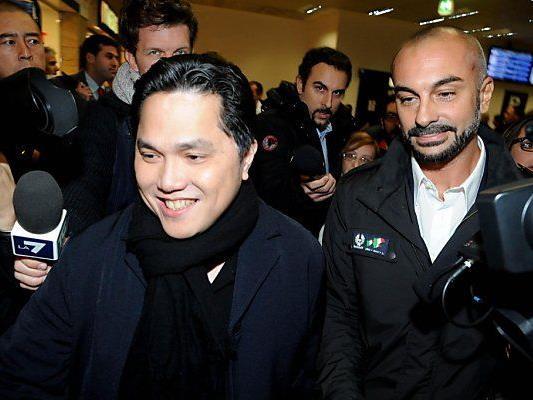 Erick Thohir 300 Mio. Euro für Anteile bezahlt