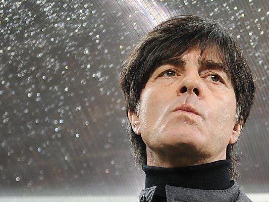 Trainer Löw wartet weiter auf Sieg