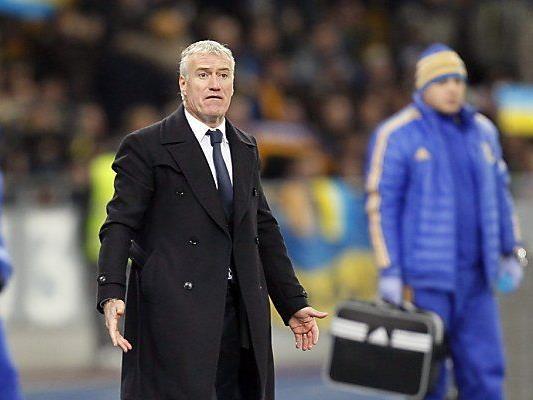 Frankreichs Teamchef Didier Deschamps