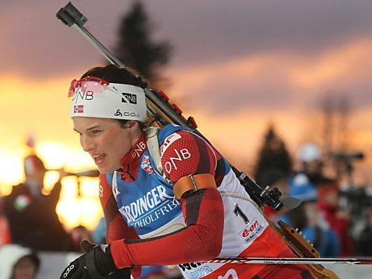 Die Norwegerin siegte in Östersund