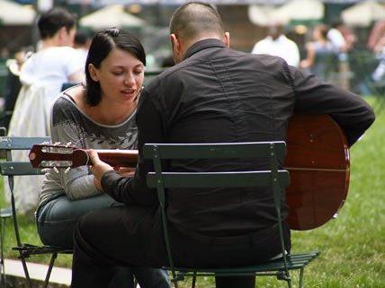 Musikalische Liebeserklärungen an die Stadt