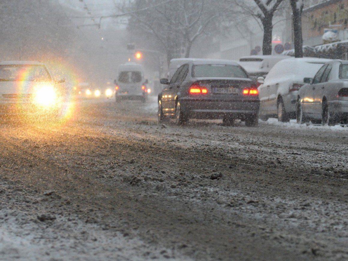 Die Niederösterreichische Straßenmeisterei ist für einen möglichen Wintereinbruch gerüstet.