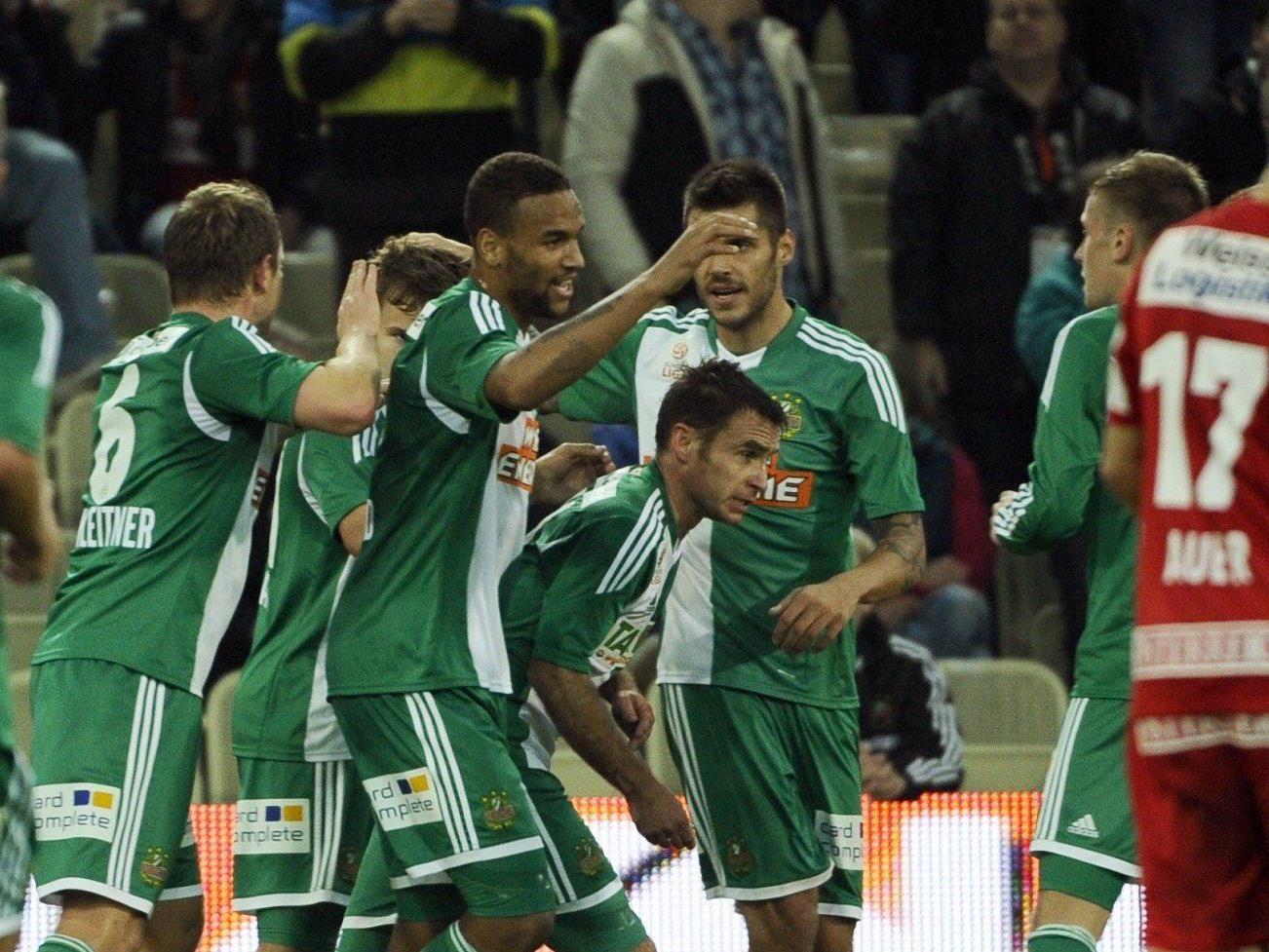 Die Meinungen zum Bundesliga-Spiel SK Rapid Wien gegen FC Admira Wacker Mödling.