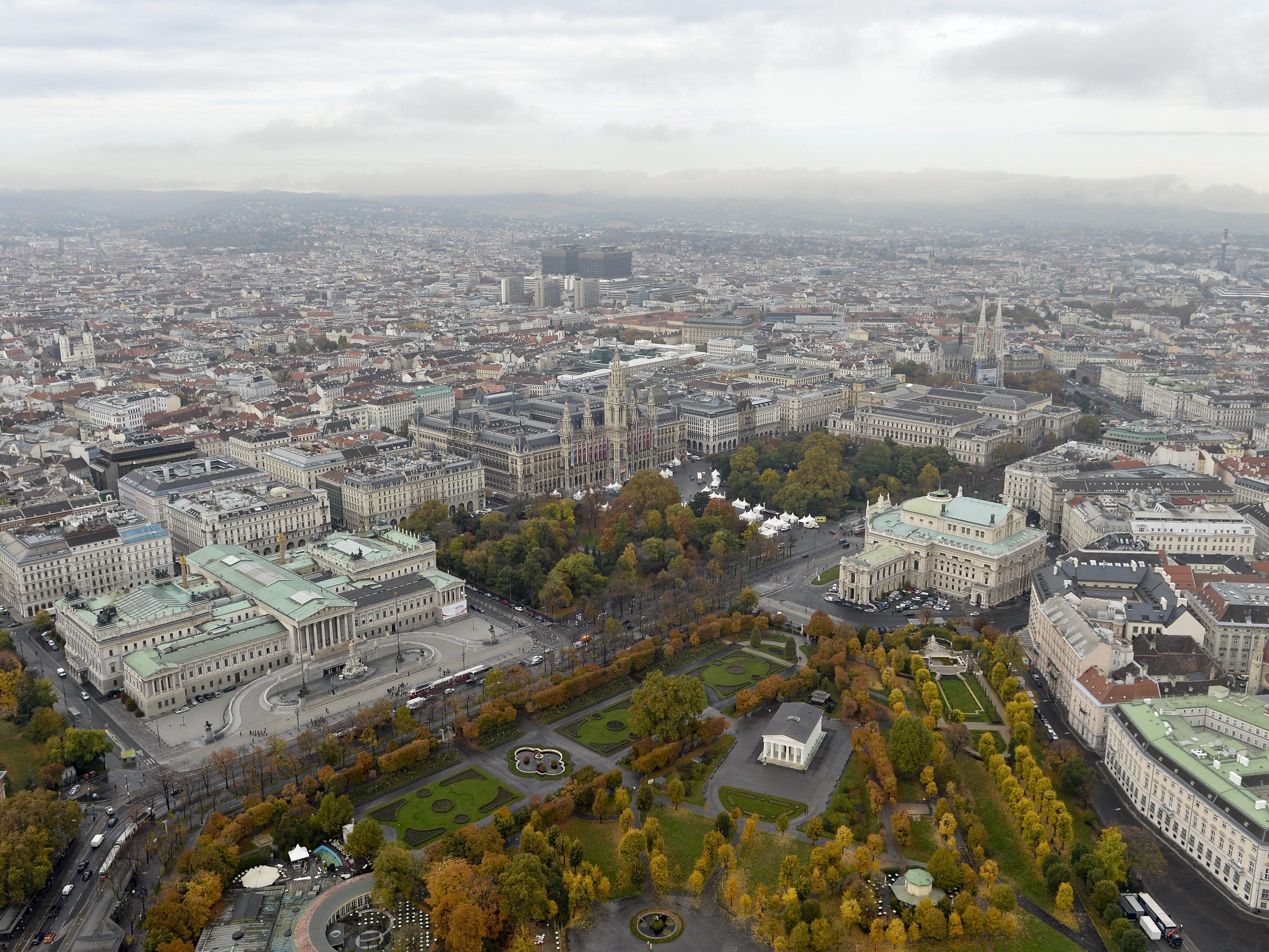 Wien unter den besten Studentenstädten weltweit