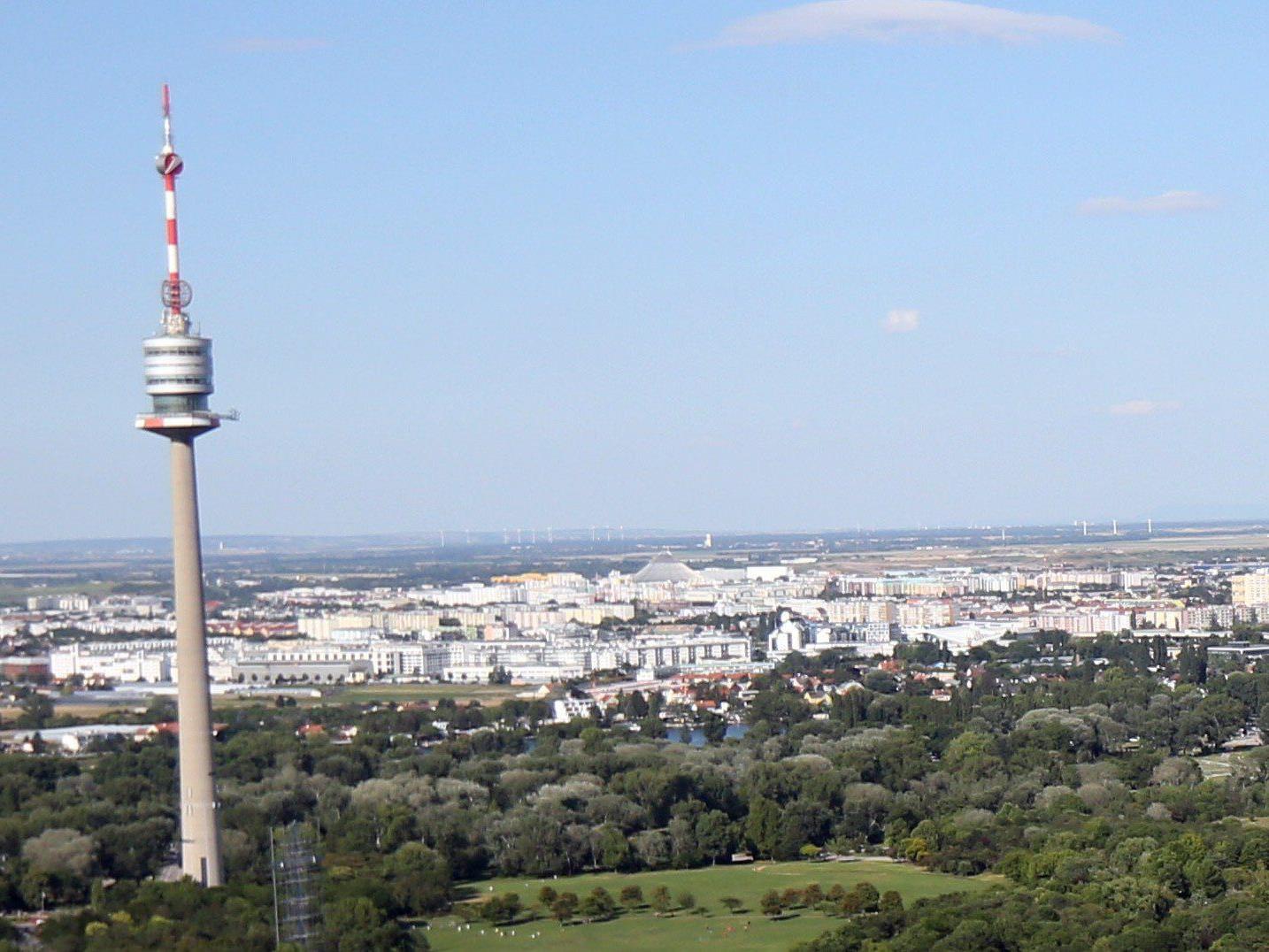 11 Restaurants mit toller Aussicht über Wien.