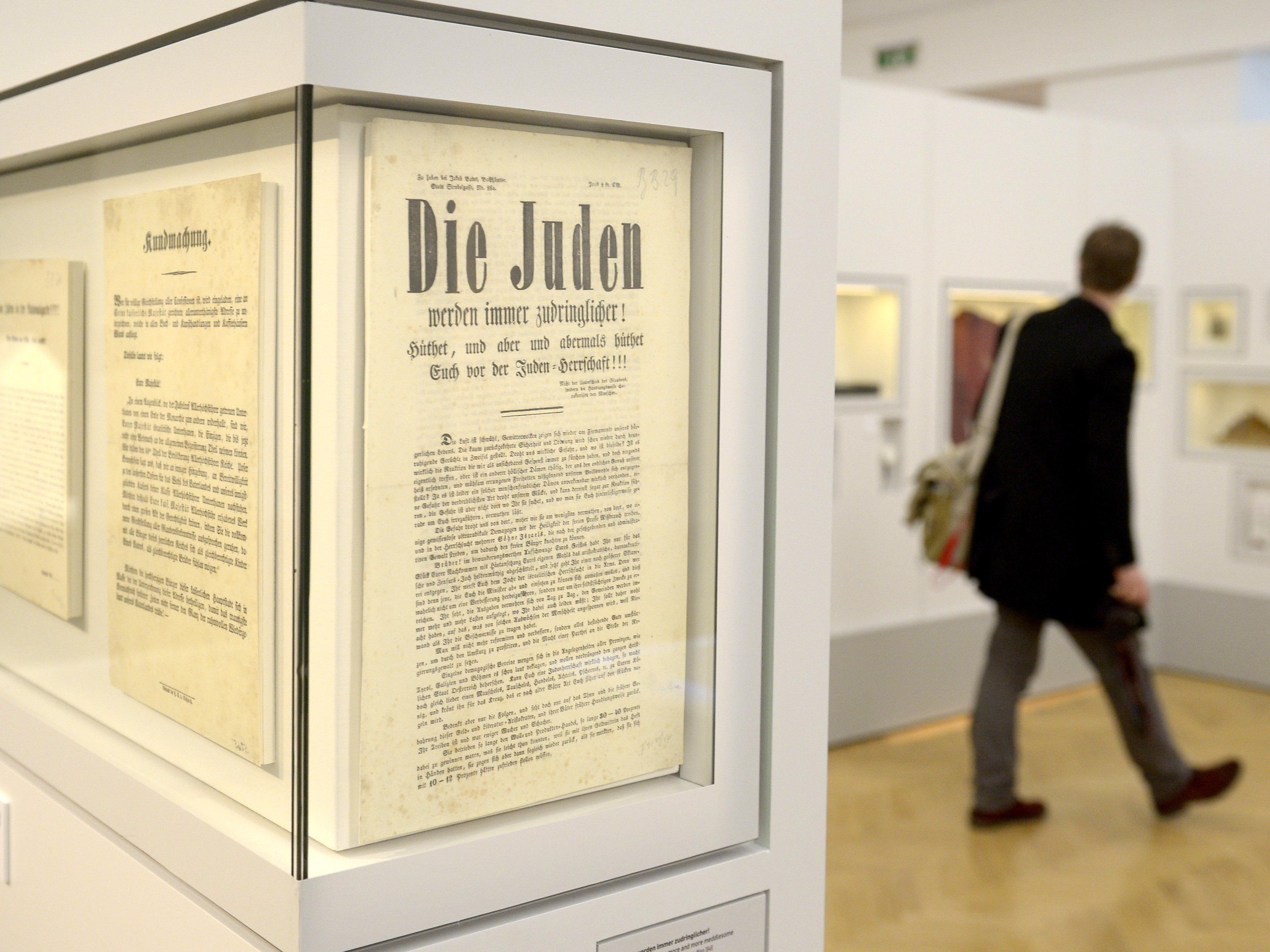 """""""Unsere Stadt!"""" - Jüdisches Museum Wien mit neuer Dauerausstellung"""