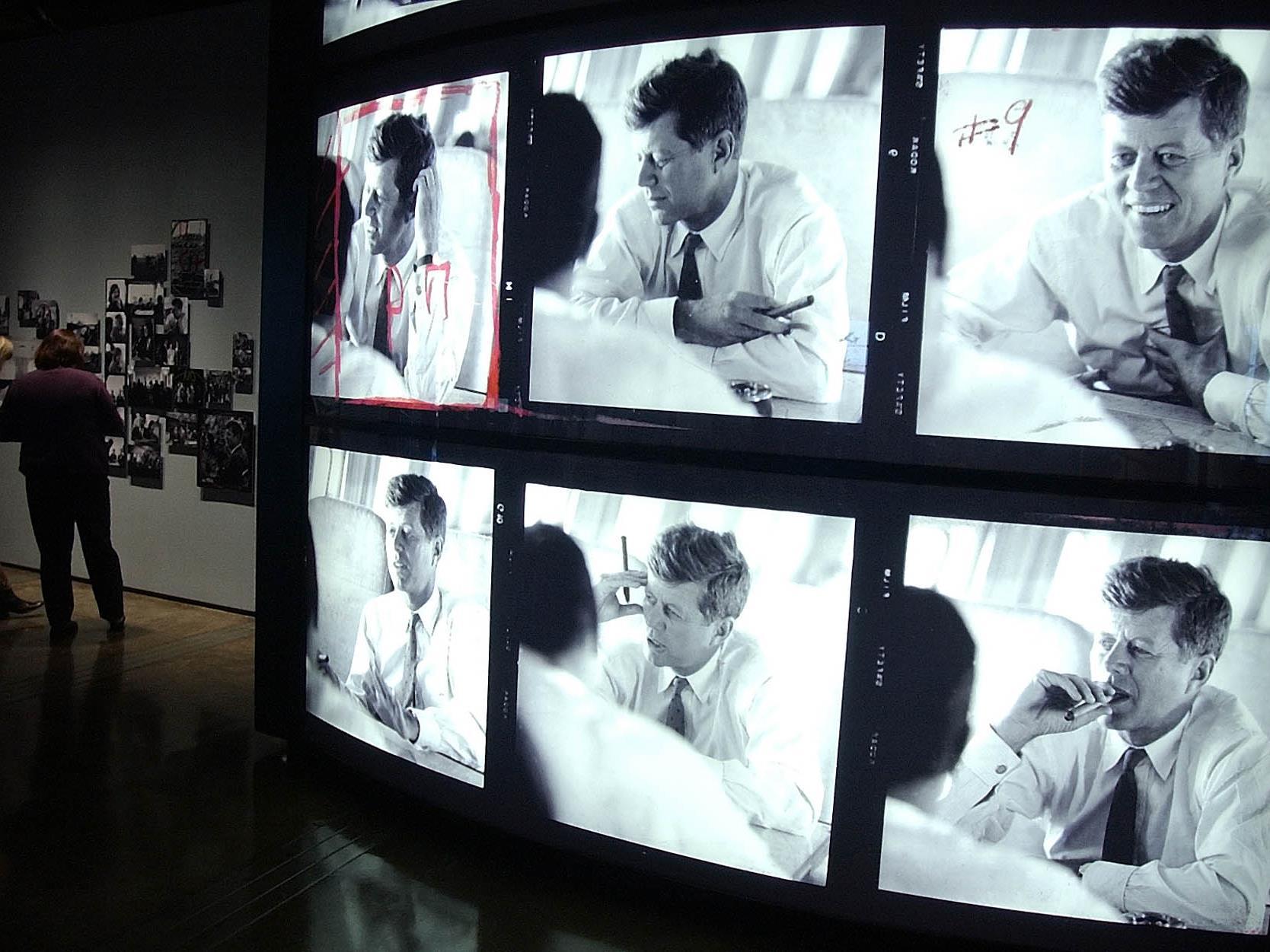John F. Kennedy: Trotz vieler Schrammen noch immer ein Mythos
