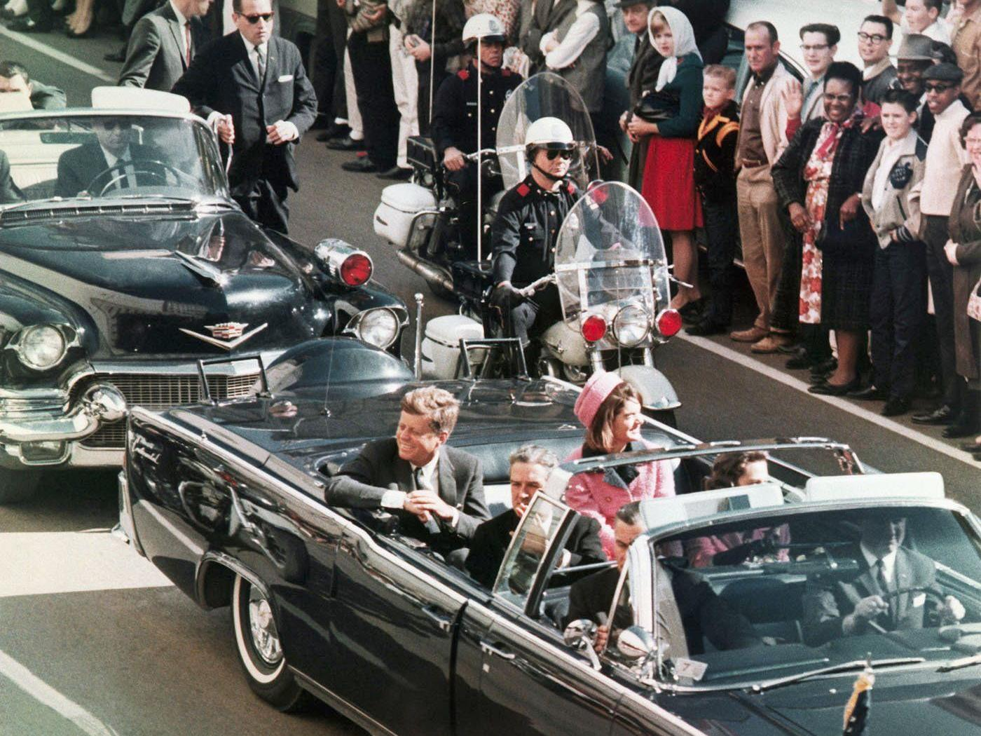 Der Tag, an dem die USA still stand: Am 22. November 1963 wurde John F. Kennedy ermordet.