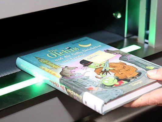 Bücher können ab jetzt rund um die Uhr und an sieben Tagen die Woche zurückgegeben werden