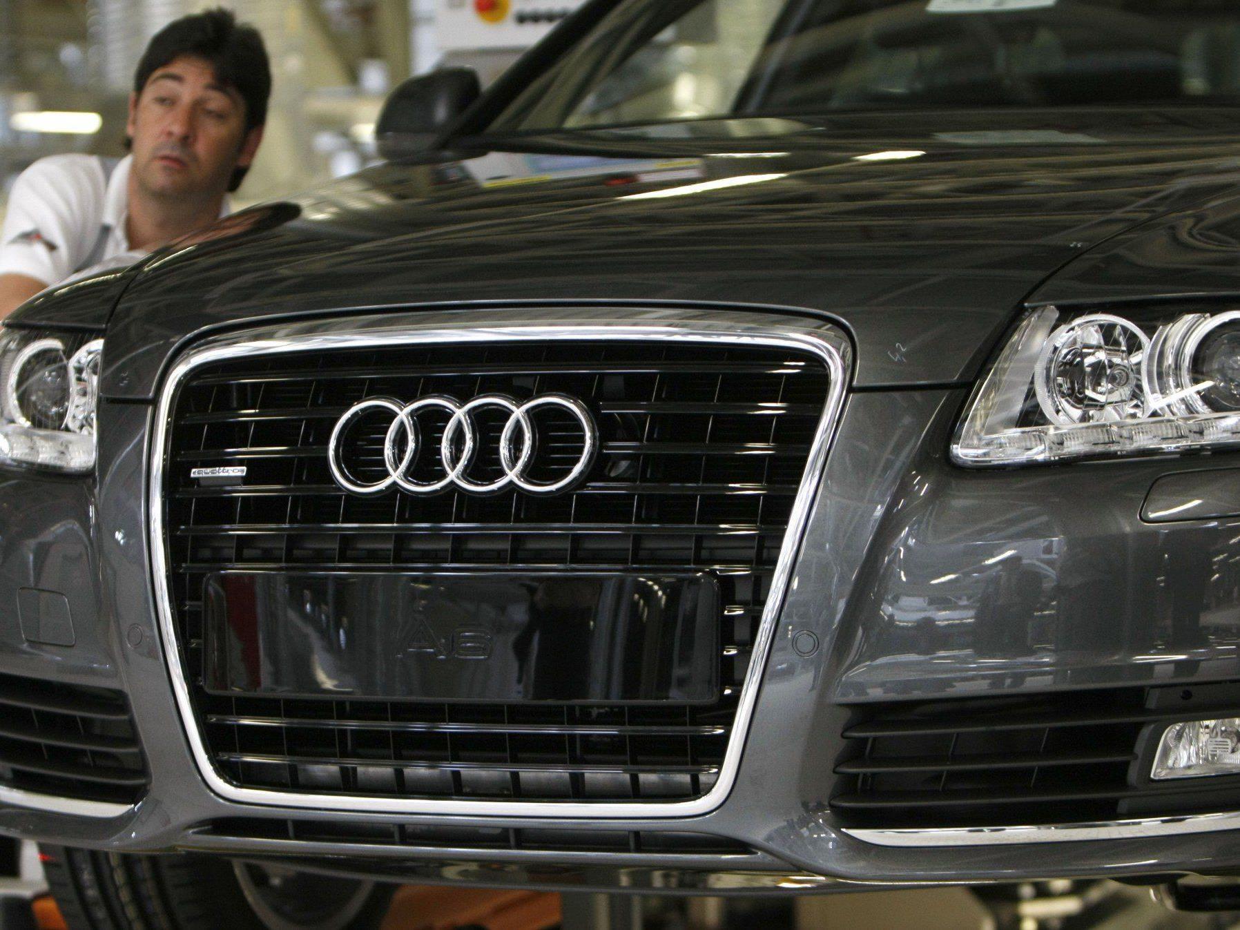 Der Autobauer Audi konnte im Oktober seinen Absatz erneut steigern.