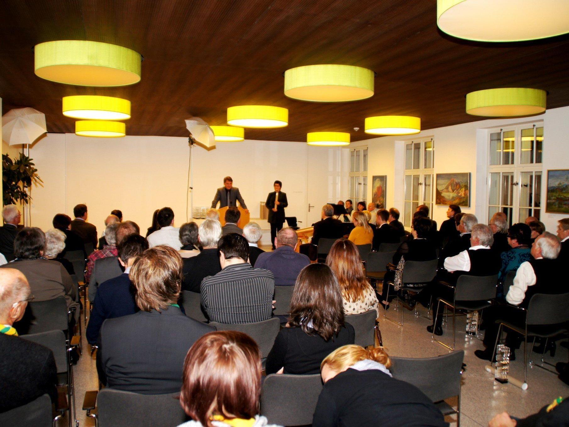 Die Marktgemeinde Lustenau dankt allen Vereinsfunktionären für ihren Einsatz.