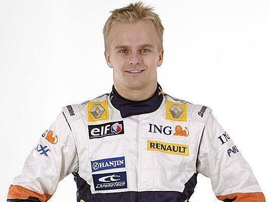 Heikki Kovalainen soll Kimi Räikönnen beim Grand Prix der USA ersetzen.