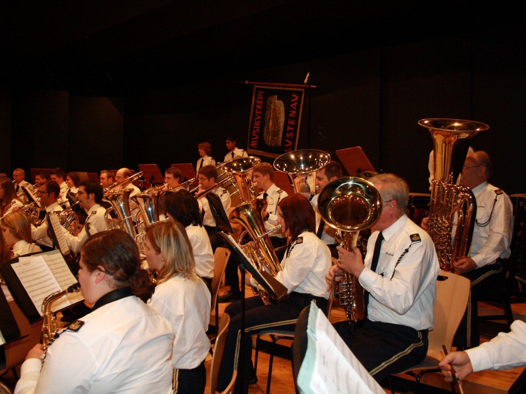 Facettenreiches Herbstkonzert des Musikverein Lustenau überraschte die Besucher.