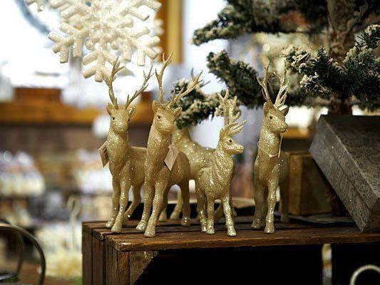 Der weihnachtliche Pop-up-Store am Spittelberg hat Stimmungsvolles zu bieten