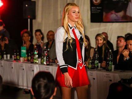 Jurisic ist Österreichs Nächstes Topmodel.