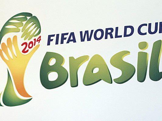 Die FIFA-WM 2014 findet in Brasilien statt.