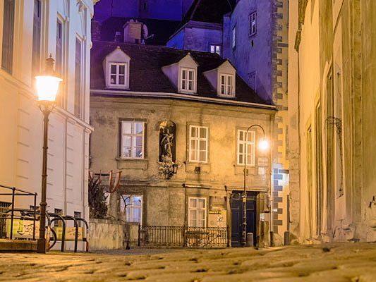 In der Wiener Innenstadt sind die meisten Straßen gut beleuchtet - in Floridsdorf sieht die Sache teils anders aus