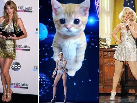 AMAs 2013: Taylor Swift räumte bei den American Music Awards ab.