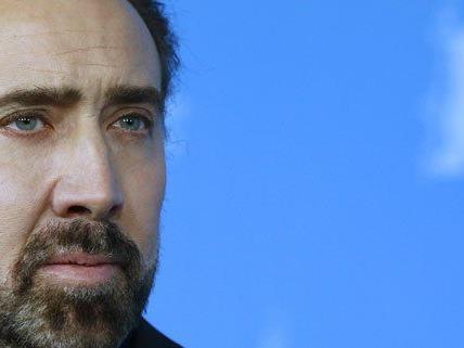 Cage trat am Dienstag in Wien auf.