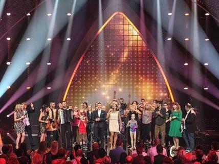 Am 8. November steigt das große Finale.