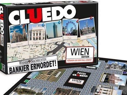 Nun gibt es auch eine Wien-Ausgabe des beliebten Brettspiels Cluedo.