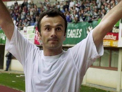 Dejan Savicevic beendete seine Karriere beim SK Rapid Wien.