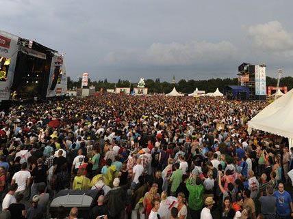 Auch 2014 bleibt der Eintritt beim Fest auf der Insel frei.