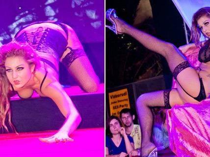Von 22. bis 24. November sind zahlreiche Erotikstars bei der Erotikmesse in der Pyramide Vösendorf zu Gast.