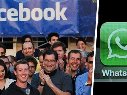 Facebook muss sich hüten: Immer mehr junge Nutzer rennen Zuckerberg davon und verwenden viel lieber WhatsApp.