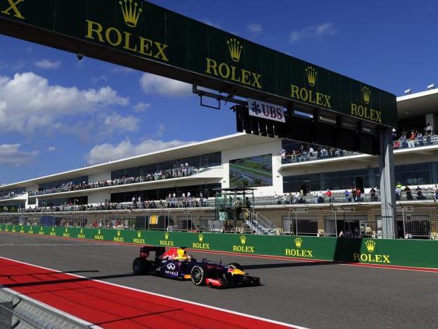 Vettel mit seinem nächsten Sieg