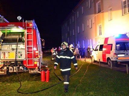 Der Brand rief erneut die Feuerwehr auf den Plan.