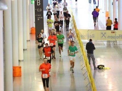 Am 15. Dezember findet der 2. Indoor Marathon in Wien statt.
