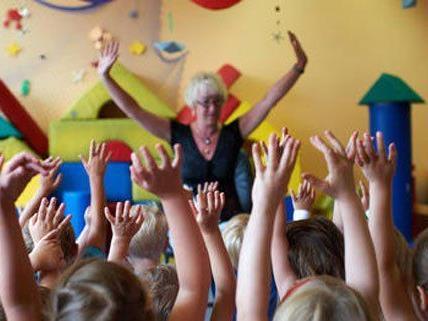 Am 4. November beginnt die Hauptanmeldezeit der städtischen Kindergärten in Wien.