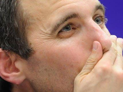 Austria Finanzvorstand Markus Kraetschmer freut sich über die positive Bilanz.