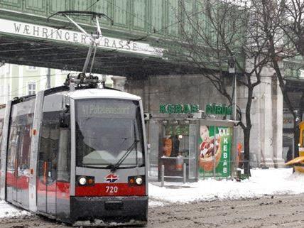 Die Wiener Linien bereiten sich auf den Winter vor.