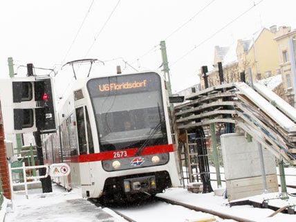 Die Wiener Linien fahren ab nun in dichteren Intervallen.
