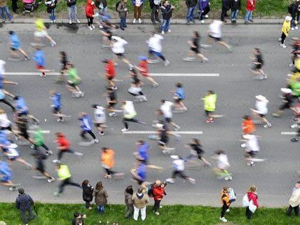 2014 ändert sich die Streckenführung beim Marathon in Wien.