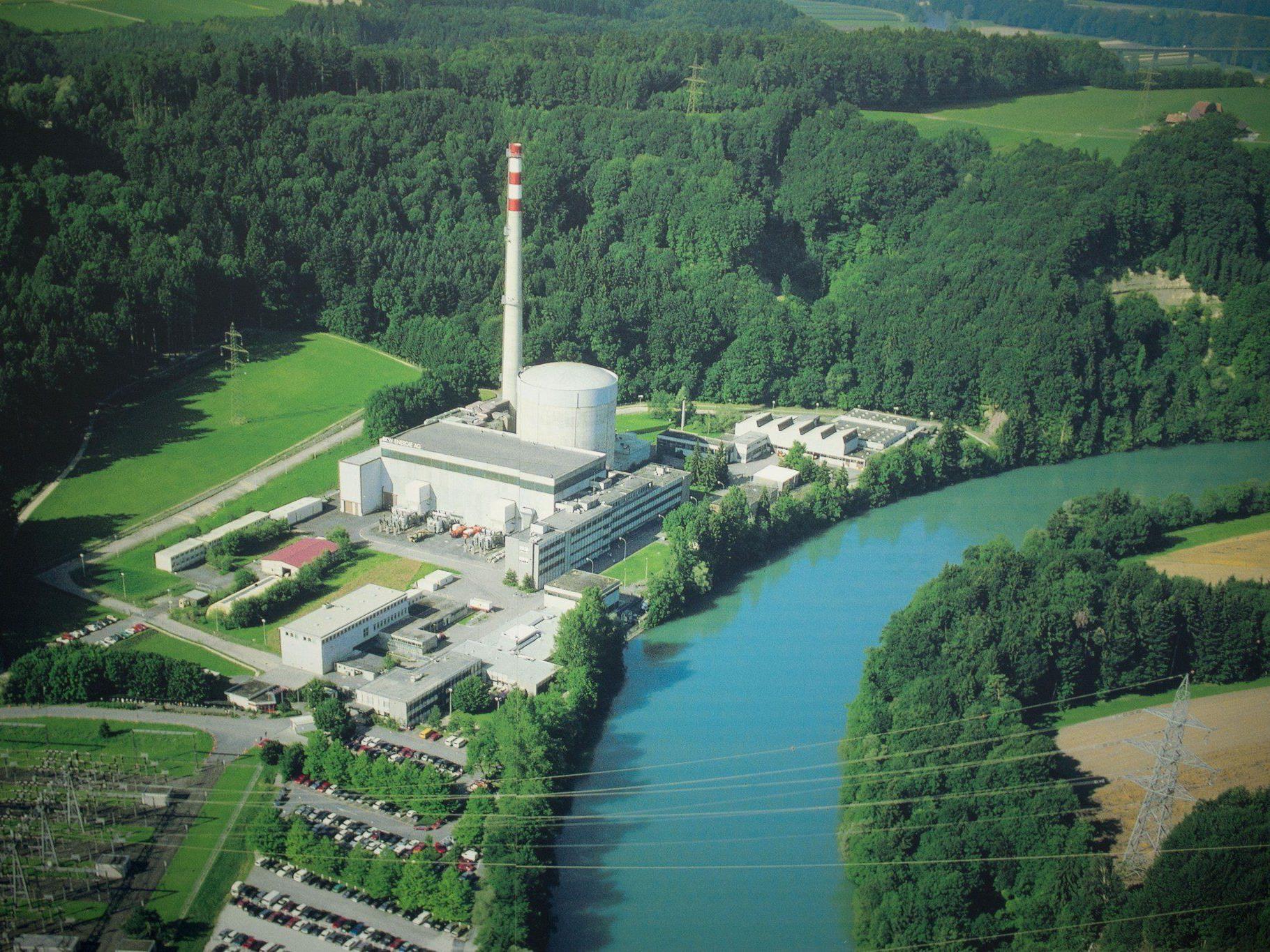 """Mühleberg: """"Ältestes Akw der Welt"""" soll in Betrieb bleiben"""