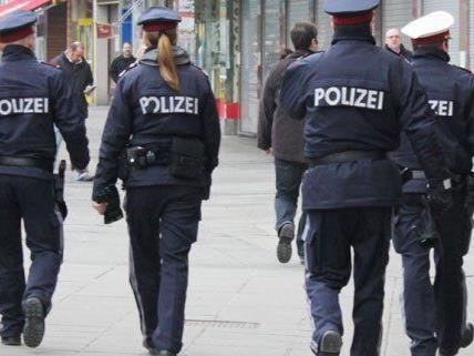 Auf der Mariahilfer Straße kam es zur Festnahme.