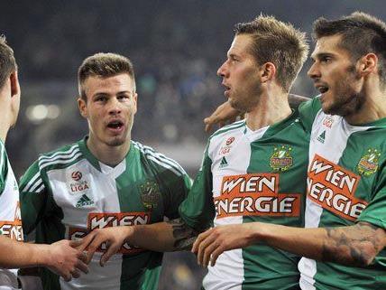 Rapid Wien unterstützt Krammers Kandidatur