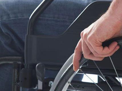 Prozess gegen Mann im Rollstuhl in Wien.