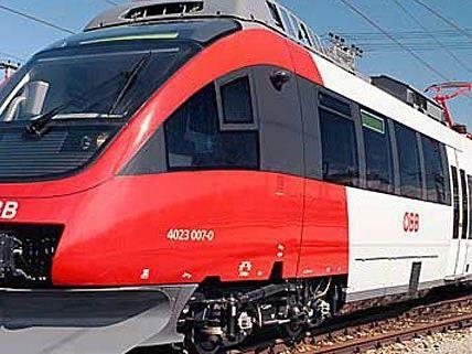 Betriebsstörung der Schnellbahn in Wien.