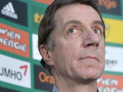Rapid-Sportdirektor Schulte wechselt zu Fortuna Düsseldorf